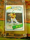 Rickey Henderson Cards, Rookie Card and Autographed Memorabilia Guide 18