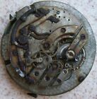 Repeater Vintage Pocket watch movement & dial 49 mm. in diameter