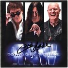 DAMAGE CONTROL Raw CHRIS SLADE Drummer AC/DC UFO MSG Waysted CD Autograph SIGNED