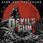 DEVIL'S GUN - SING FOR THE CHAOS   CD NEW+