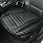 Full Surrounded Car Single Front Seat Cover Cushion Protector Pad PU Leather 1x