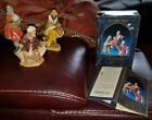 THE THREE KINGS FONTANINI 71515 BOX  BOOKLET 1998 ITALY 5 COLLECTION NATIVITY