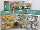 Easter Scrapbooking Stickers Lot Jolees Bunnies Painting Eggs Chicks Cards