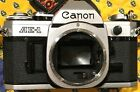 Canon AE-1 camera with 2 FD Canon lenses, (50mm and 75-20mm) + other kit