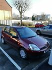 LARGER PHOTOS: Ford Fiesta LX 2003 - Burgundy - DE53 HTF - 123,800 miles
