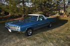 1970 Chevrolet El Camino Custom 1970 Chevrolet El Camino Custom – Numbers Matchiing, Family owned since 1972