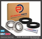 Honda NTV650 Revere NTV 650 1995-1996 Front Wheel Bearings KIT with Seals JAPAN