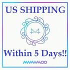 US SHIPPING Mamamoo-[White Wind] Mini Album CD+Booklet+Card+etc