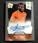 Global Graphs: 2014 Panini Prizm World Cup Soccer Autographs 52