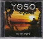 Yoso ‎– Elements ULTRA RARE COLLECTOR'S NEW 2CD! FREE SHIPPING!
