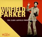 WINFIELD PARKER - MR.CLEAN:WINFIELD PARKER AT RU-JAC  CD NEW+