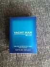 YACHT MAN BLUE 3.4 FL.OZ - 100 ml EAU DE TOILETTE FOR MEN **BRAND NEW**