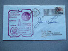 James Lovell Autographed Autopin Gemini 12 Cover