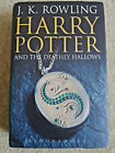 JK Rowling HARRY POTTER AND THE DEATHLY HALLOWS 1st Edition Adult Cover HARDBACK