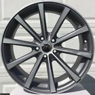 4 New 19 Wheels Rims for Hyundai Azera Elantra Equus Tiburon Santa Fe 444