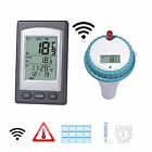 Wireless Remote Floating Swimming Pool Thermometer Digital Temperature Meter