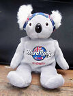 SYDNEY HERRINGTON AUSTRALIA FLAG BANDANA BEANIE BEAR KOALA 04 Hard Rock Cafe WT
