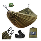 Ultra Light Travel Camping Hammock Breathable Quick drying Parachute Nylon