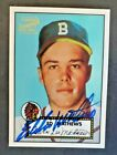 Eddie Mathews Cards and Autographed Memorabilia Guide 18