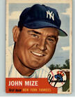 Johnny Mize Cards, Rookie Card and Autographed Memorabilia Guide 10