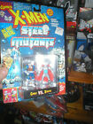 X MEN STEEL MUTANTS SERIES CABLE VS STRYFE NEVER OPENED FROM TOY BIZ