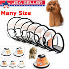 Pet Dog Cat Protective Cover Wound Healing Cone Medical Collar Prevent Bite USA
