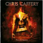 Chris Caffery ‎– Pins And Needles RARE COLLECTOR'S NEW CD! FREE SHIPPING!