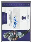 2016 Panini Prime Signatures Football Cards - Short Print Info Added 11