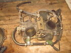 ducati 907 ie paso throttle bodies tps