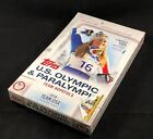 2018 Topps USA Olympic Hopefuls FACTORY SEALED Hobby Box, 24 PACKS 8 CARDS