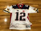 TOM BRADY Super Bowl XXXVIII 38 New England Patriots Jersey Large NEW, AUTHENTIC