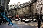 Regents Street & River Thames  in 1975 London Original 35 mm Slide