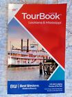 AAA LOUISIANA MISSISSIPPI TourBook Travel VACATION Guide Book 2020 FREE SHIP