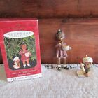 Hallmark Keepsake Ornament All God's Children African American Nikki Collectible