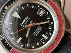 Vintage Choisi Diver Watch w/Coke Bezel,Beautifully Cut All SS Case,Tropic Band
