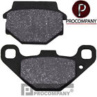 Rear Brake Pads Kymco People S 200, People S 125 2005-2010 Super 9 LC 2000-2009