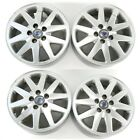 Set of 4 Volvo 16x65 CURSA Alloy Rims Wheels 30736595 for S40 V50 C30 C70
