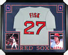 Carlton Fisk Cards, Rookie Card and Autographed Memorabilia Guide 27