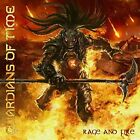 GUARDIANS OF TIME-RAGE & FIRE CD NEW