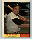 Celebrate the Life of Yogi Berra with His Top Baseball Cards 14