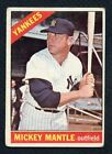 Comprehensive Guide to 1960s Mickey Mantle Cards 153
