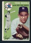 Celebrate the Life of Yogi Berra with His Top Baseball Cards 19