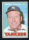 Comprehensive Guide to 1960s Mickey Mantle Cards 171