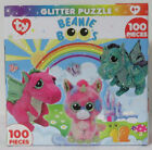 Master Pieces 100 Jigsaw Puzzle Glitter Puzzle Beanie Boo's FAIRYTALE CLUB