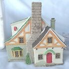 Hearthside Village Porcelain Lighted House 1994 Lemax