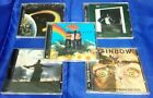 RAINBOW-5CD Set-Down To Earth/Bent Out Of Shape/Stranger In Us All/After Storm/