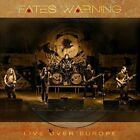 FATES WARNING - LIVE OVER EUROPE  2 CD NEW+