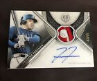 2017 TOPPS TRIBUTE FREDDIE FREEMAN AUTO AUTOGRAPH RELIC PATCH 43 50 NICE