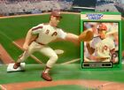 1989  VON HAYES - Starting Lineup - SLU - Figure & Card - PHILADELPHIA PHILLIES