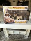 Indy's Ride Funko Pop 19 Dis Parks Excl Indiana Jones Adventure NYCC. BOX DAMAG